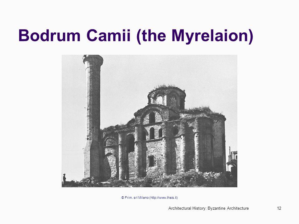 Bodrum Camii (the Myrelaion)