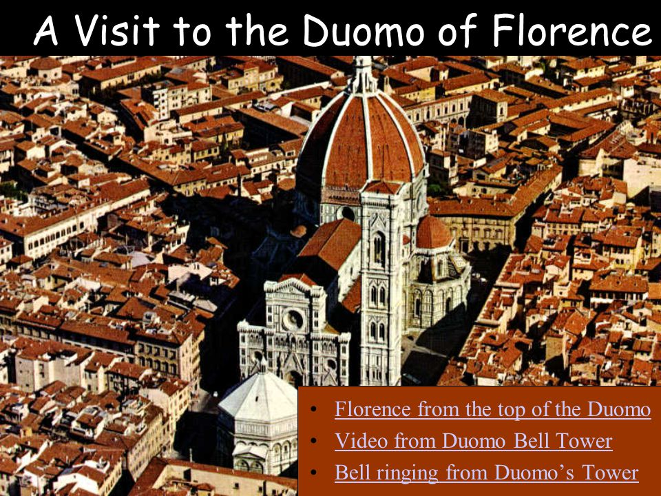 A Visit to the Duomo of Florence