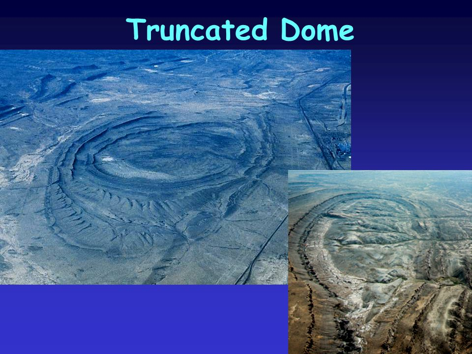 Truncated Dome
