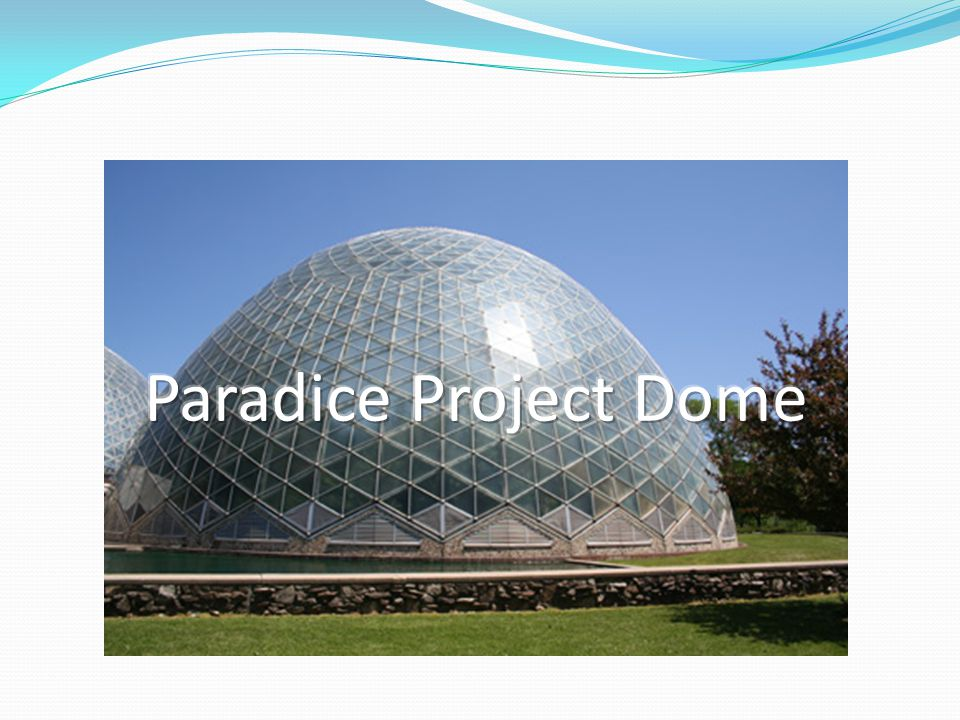 Paradice Project Dome