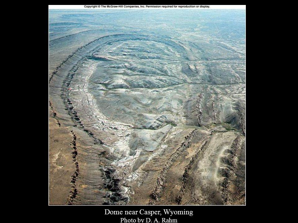 Dome near Casper, Wyoming