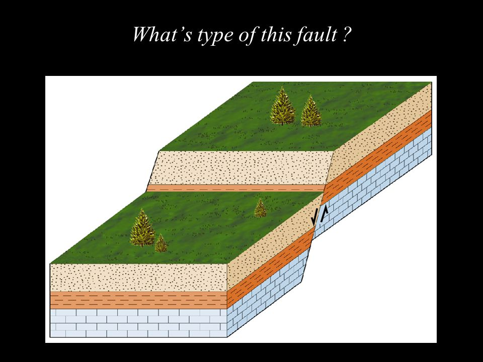 What's type of this fault