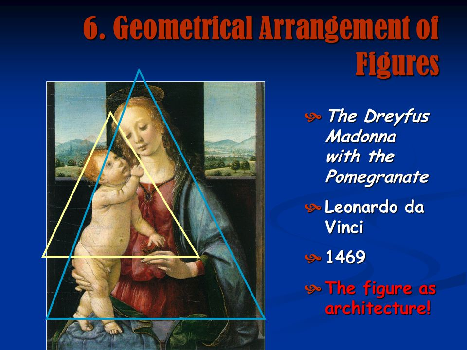 6. Geometrical Arrangement of Figures