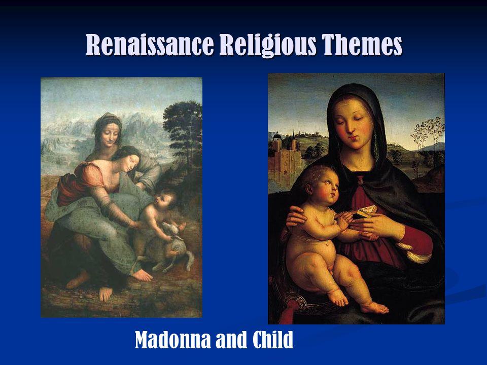 Renaissance Religious Themes