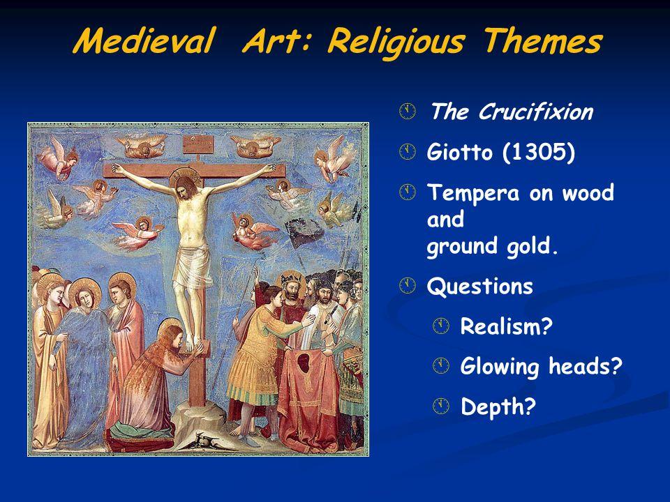 Medieval Art: Religious Themes