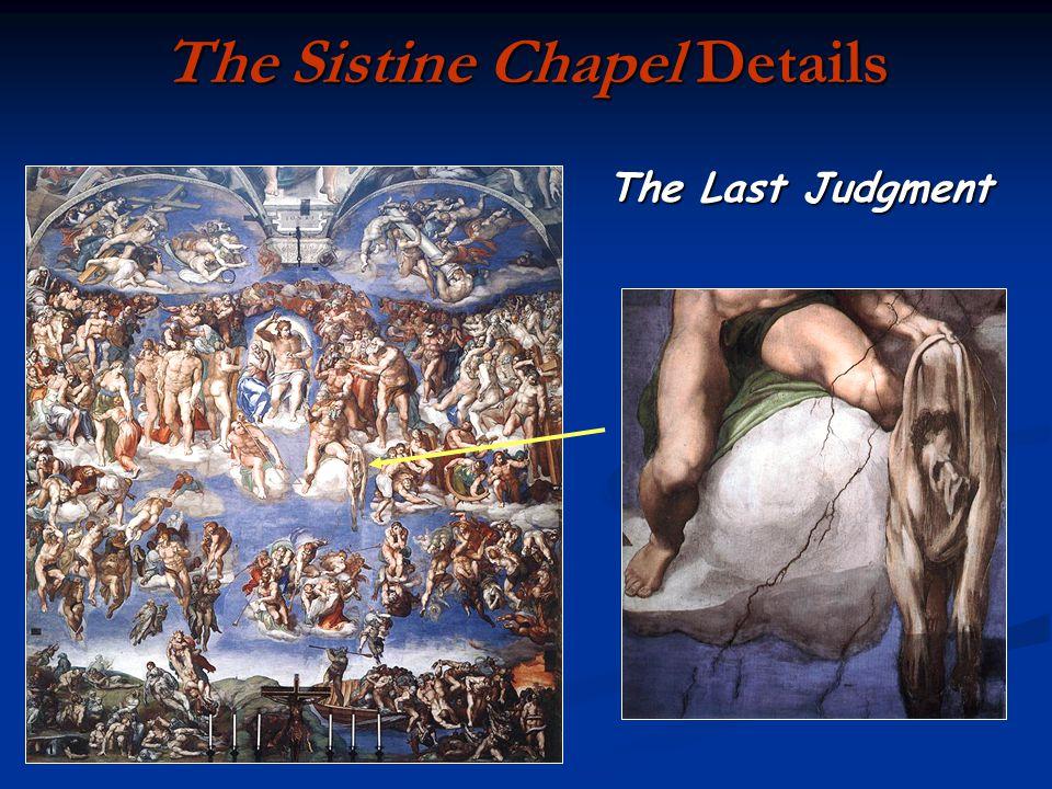 The Sistine Chapel Details