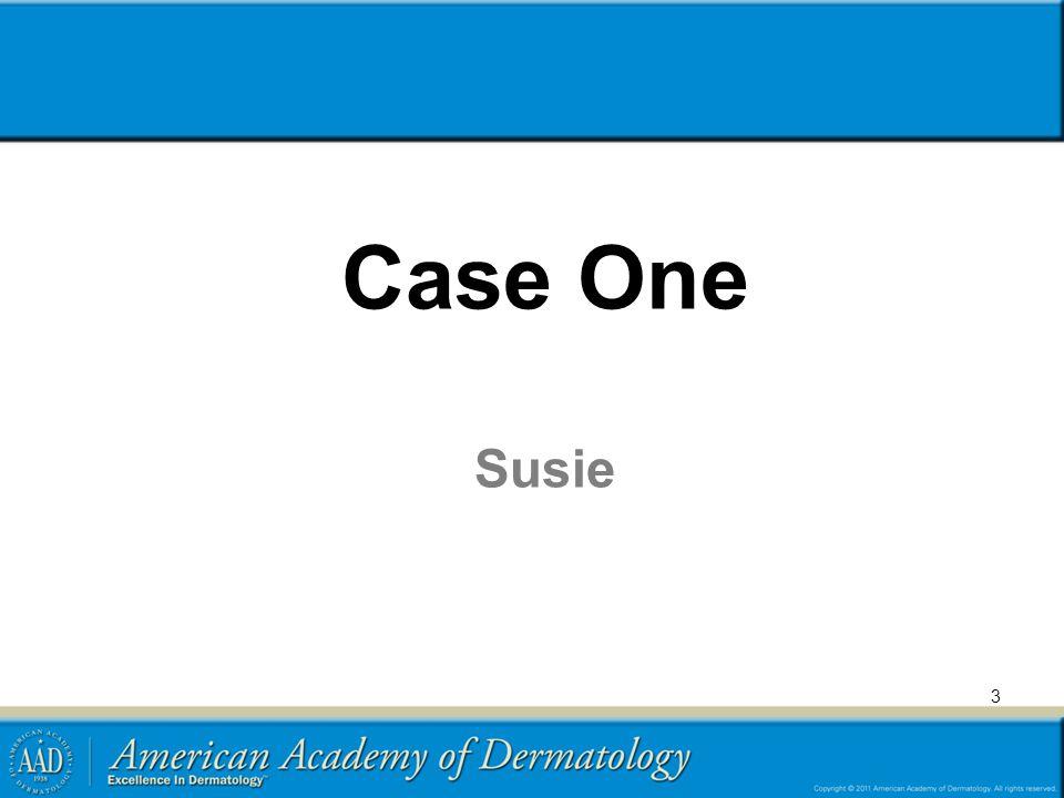 Case One Susie