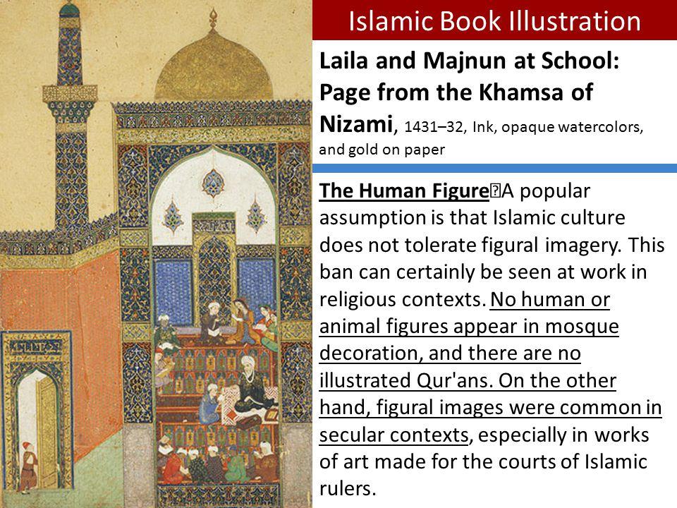 Islamic Book Illustration
