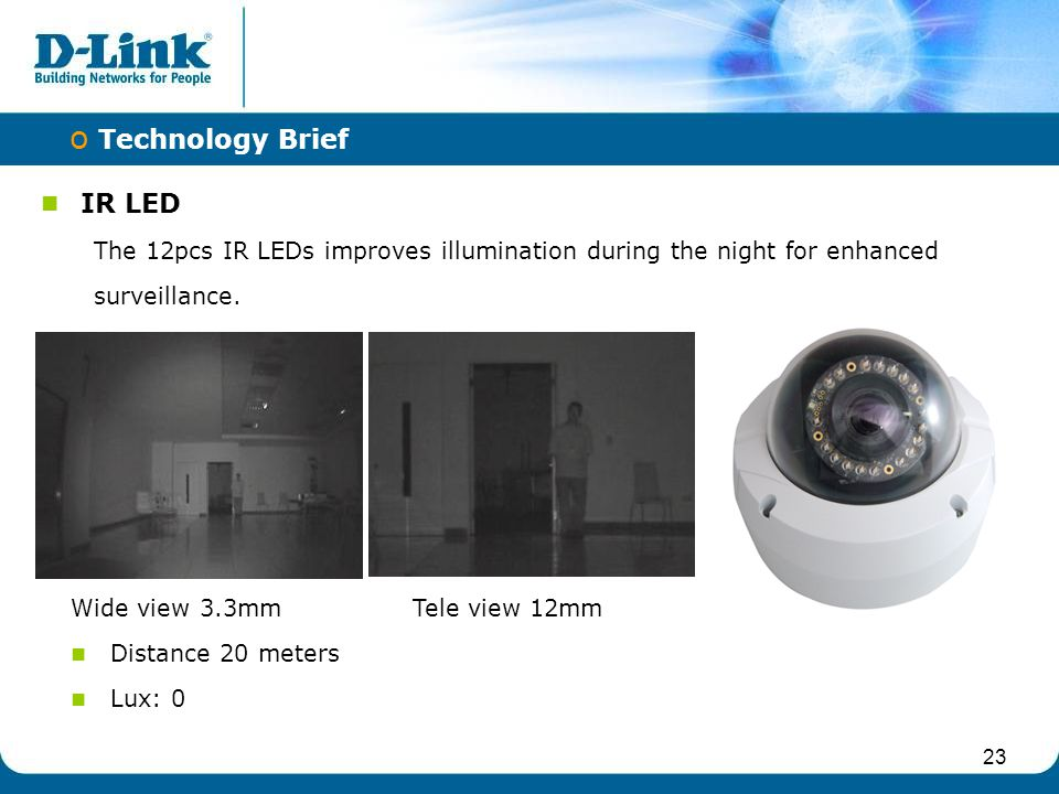 Technology Brief IR LED
