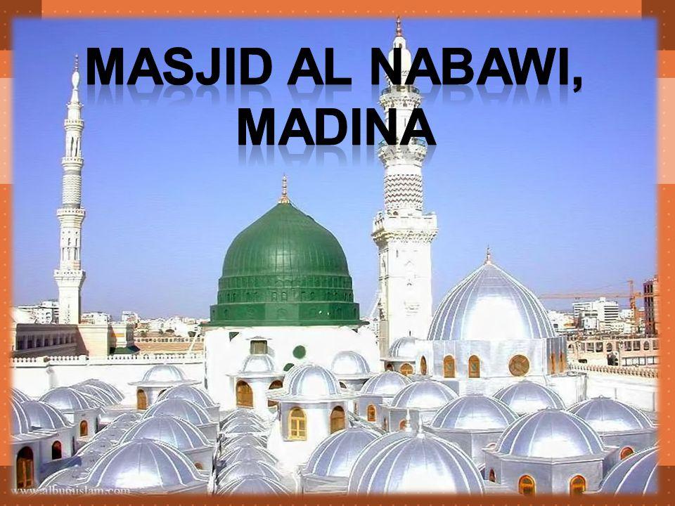 Masjid Al Nabawi, Madina