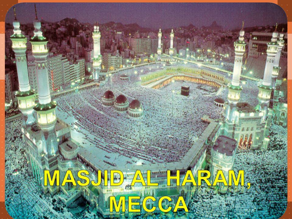 Masjid AL Haram, Mecca