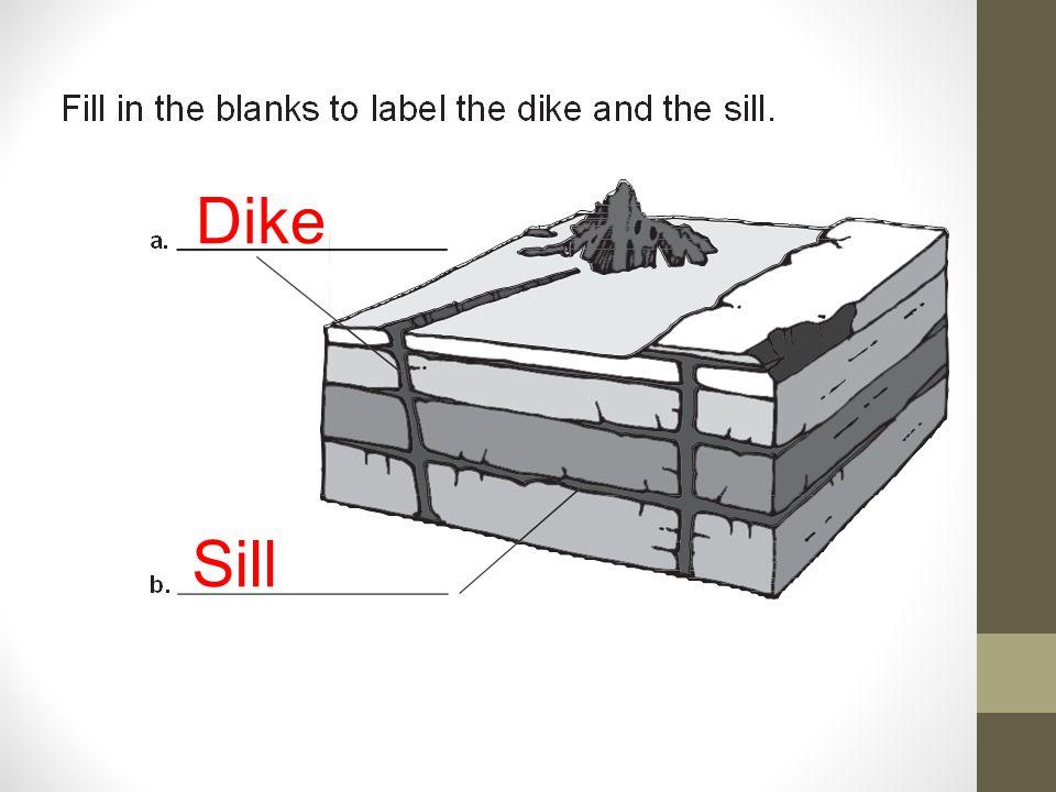 Dike Sill
