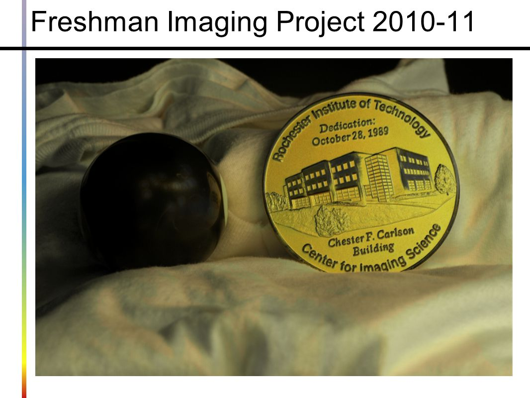Freshman Imaging Project 2010-11