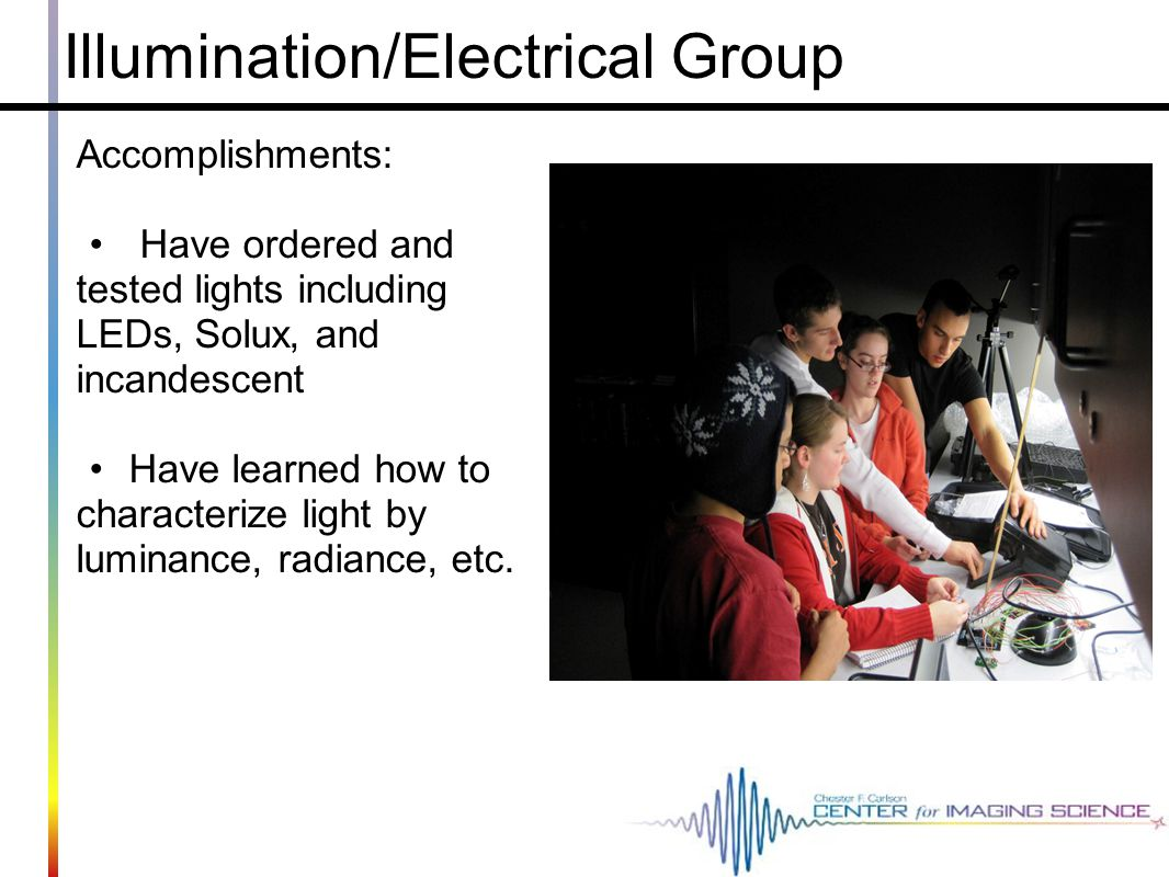 Illumination/Electrical Group