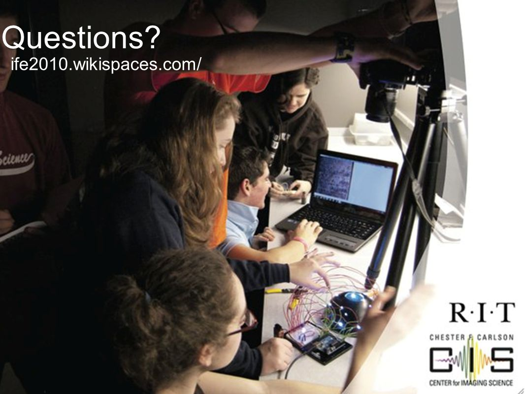 Questions ife2010.wikispaces.com/ Questions