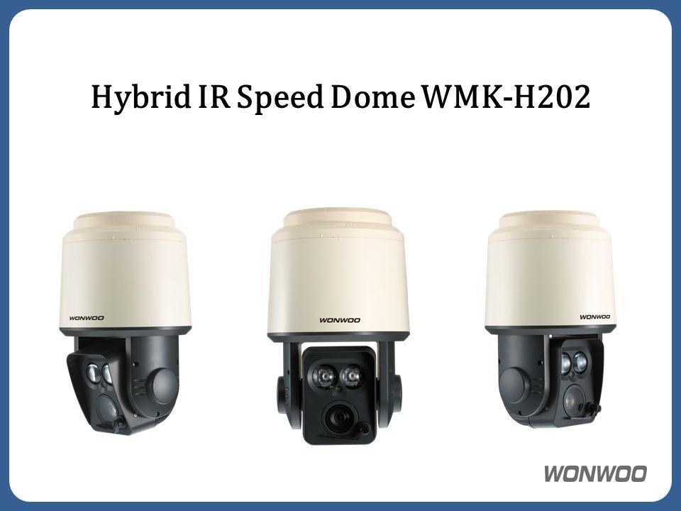 Hybrid IR Speed Dome WMK-H202