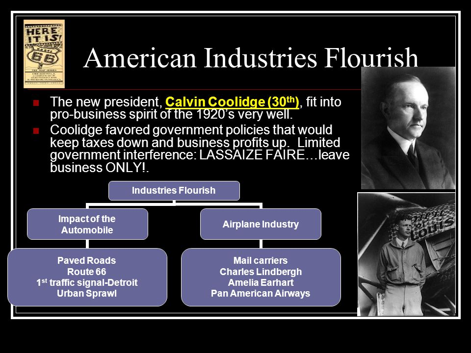 American Industries Flourish