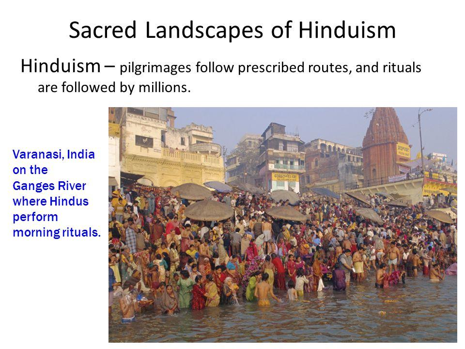 Sacred Landscapes of Hinduism