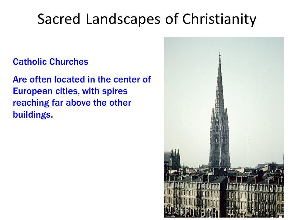 Sacred Landscapes of Christianity