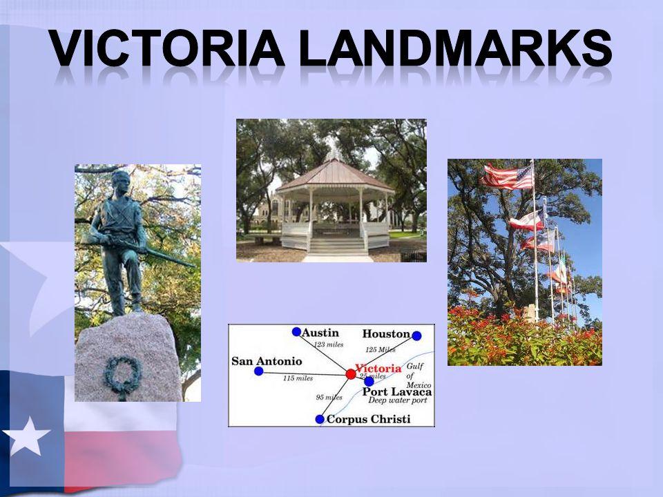 Victoria Landmarks