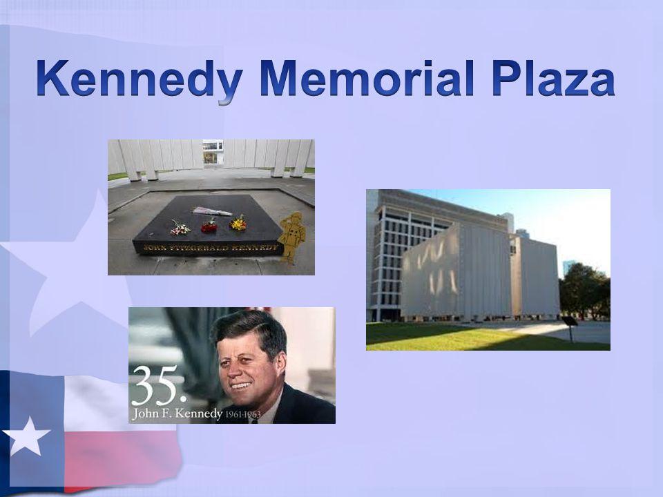 Kennedy Memorial Plaza