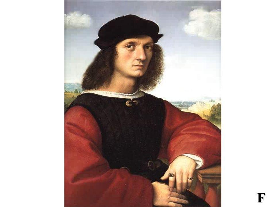 Raphael—Agnolo Doni (1506)--Renaissance