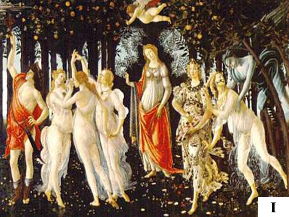 Bottechelli—(Spring)--Renaissance