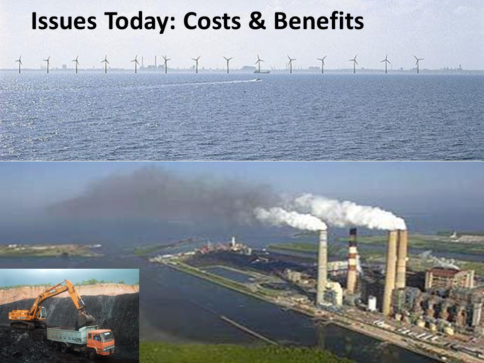 Issues Today: Costs & Benefits