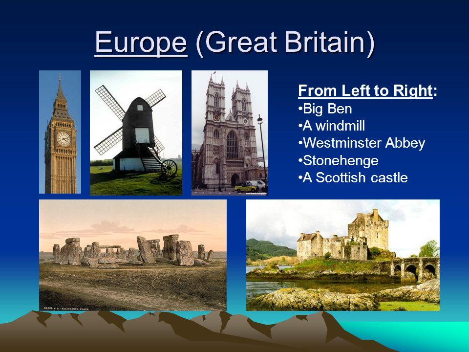 Europe (Great Britain)