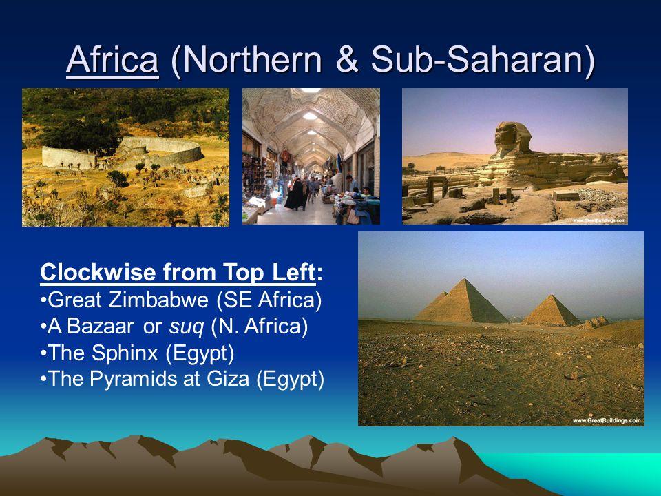 Africa (Northern & Sub-Saharan)