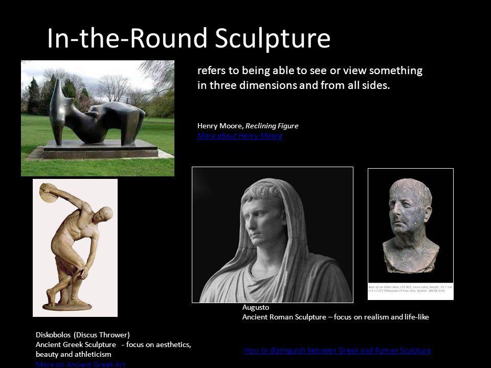 In-the-Round Sculpture