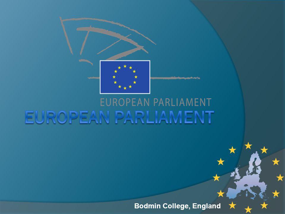 European parliament Bodmin College, England