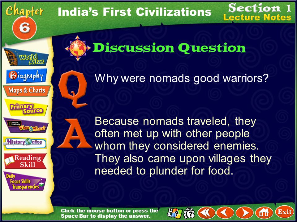 India's First Civilizations
