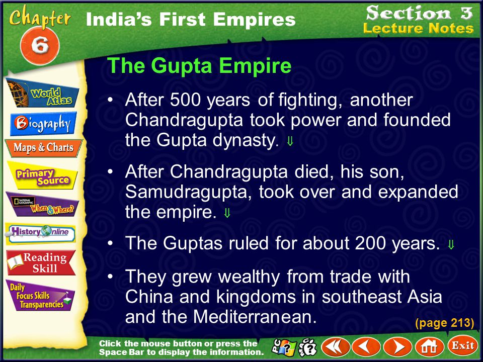 The Gupta Empire India's First Empires