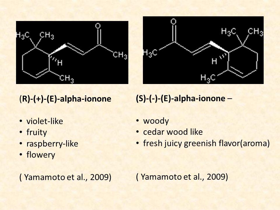 (R)-(+)-(E)-alpha-ionone