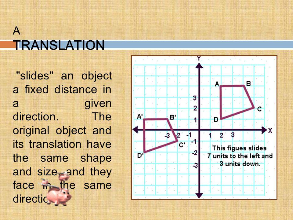 A TRANSLATION