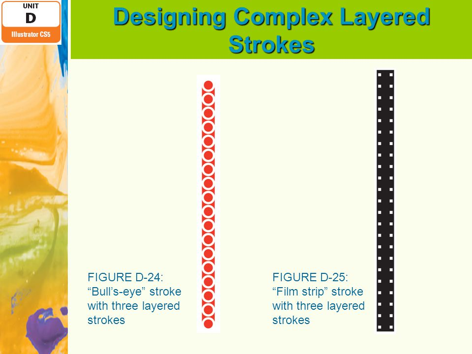 Designing Complex Layered Strokes