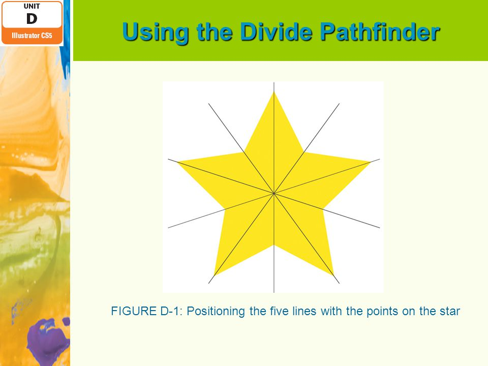 Using the Divide Pathfinder
