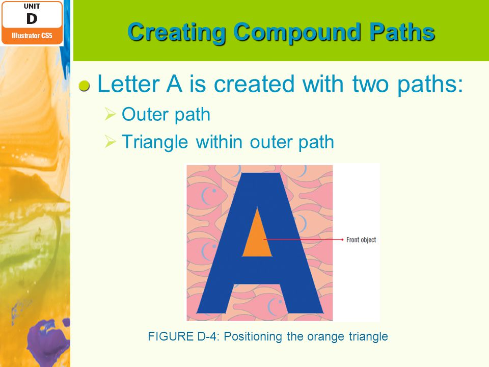 Creating Compound Paths