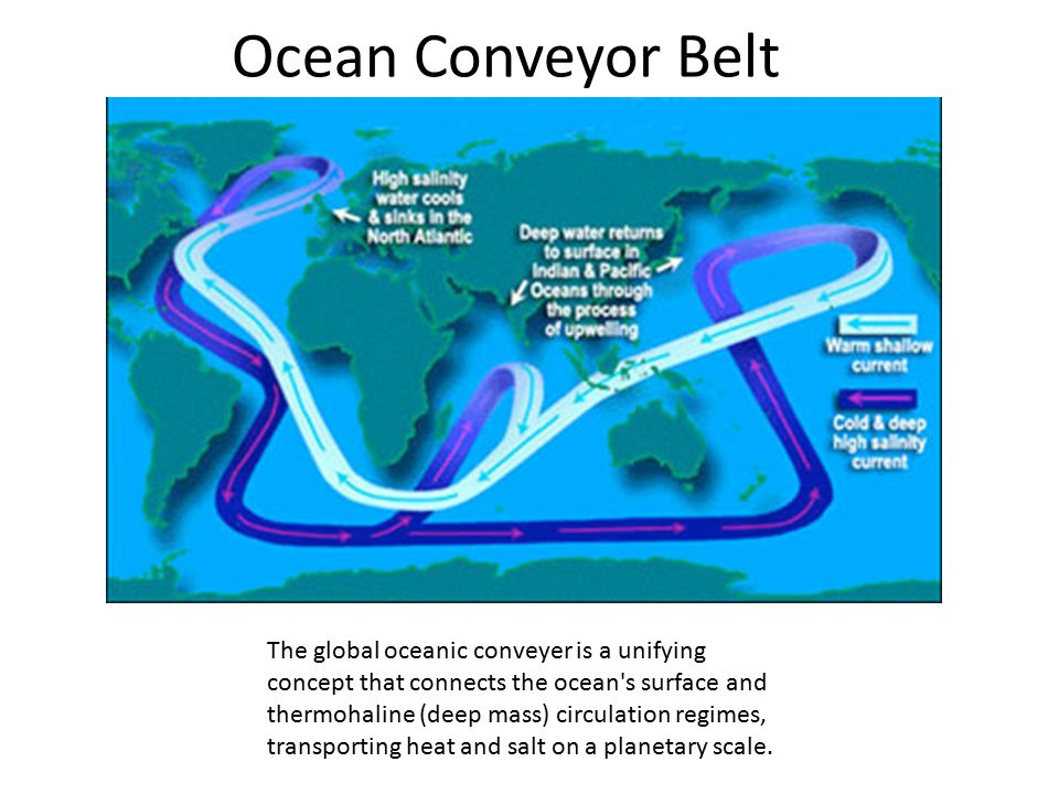 Ocean Conveyor Belt