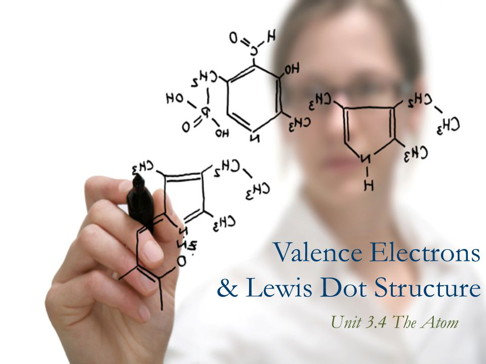 Valence Electrons & Lewis Dot Structure Unit 3.4 The Atom