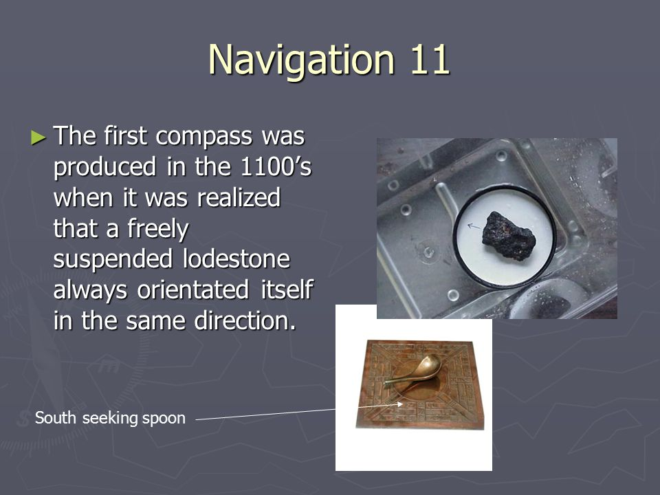 Navigation 11