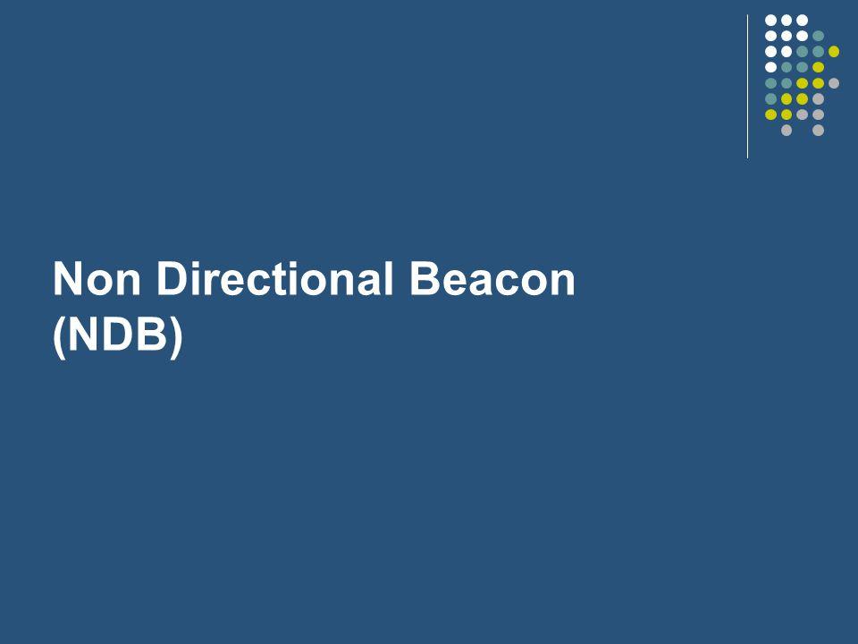 Non Directional Beacon (NDB)