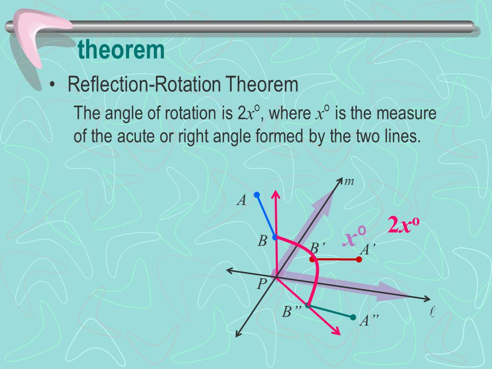 theorem xo 2xo Reflection-Rotation Theorem
