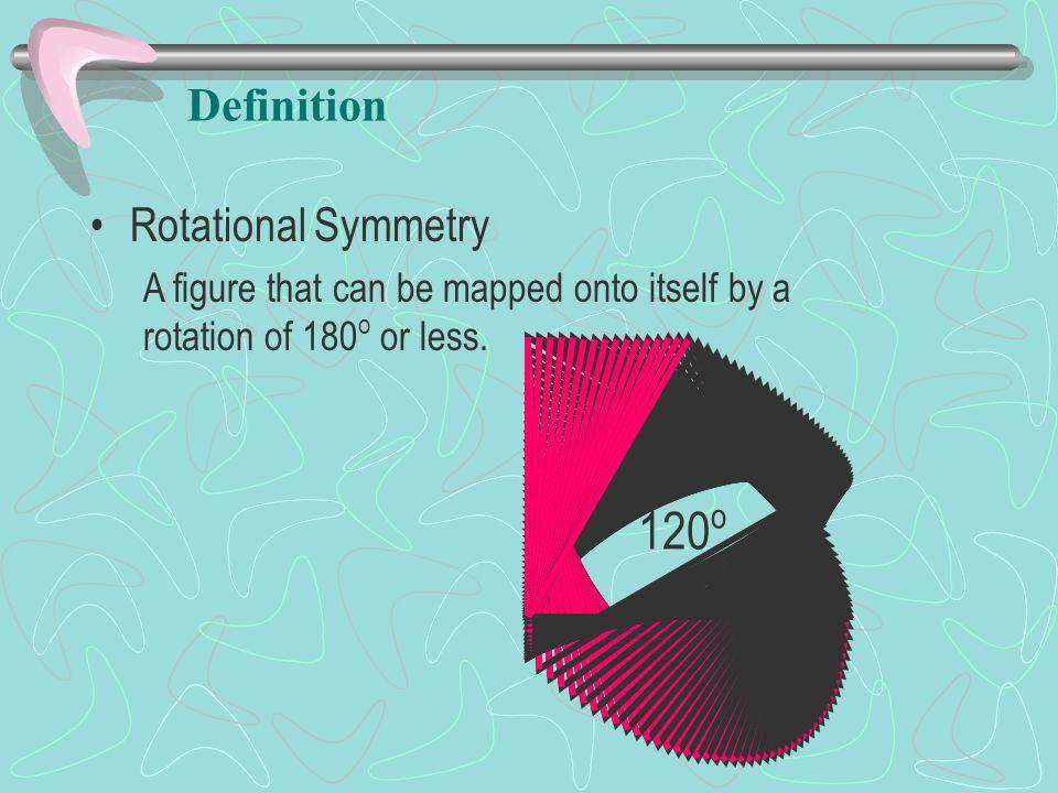 120o Definition Rotational Symmetry