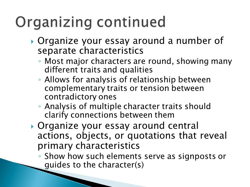 organize essay Mlb breaking barriers essay organizer explain to students that outlines help them organize their essays encourage students to write essays about.