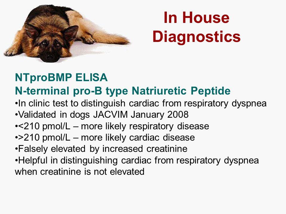 In House Diagnostics NTproBMP ELISA