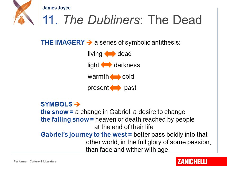 11. The Dubliners: The Dead