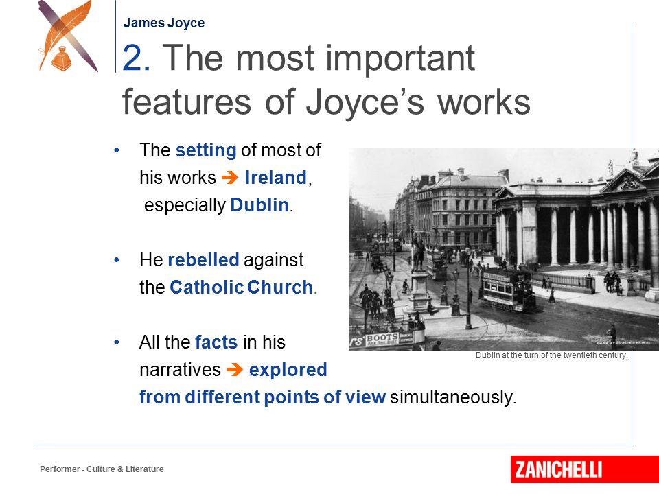 Dublin at the turn of the twentieth century.