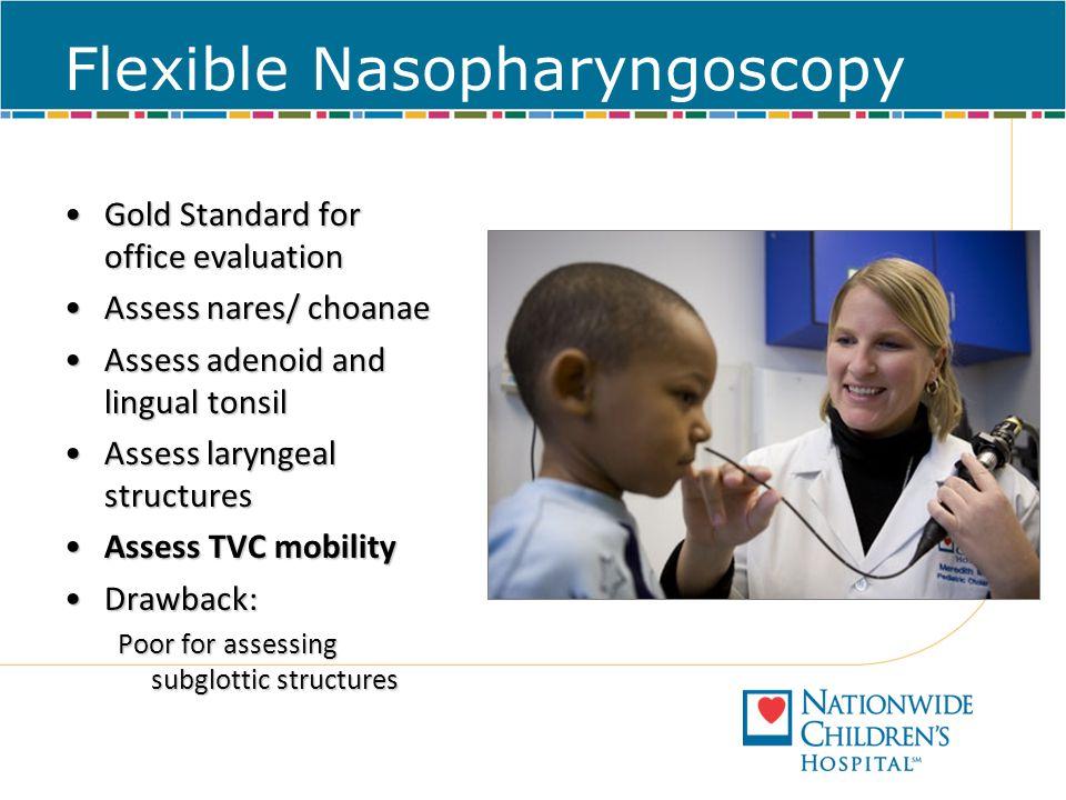 Flexible Nasopharyngoscopy